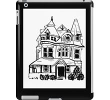 Grand Old Victorian House iPad Case/Skin