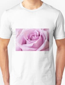 Lavender Rose Just About Perfect  T-Shirt