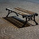 Backless Bench by phil decocco
