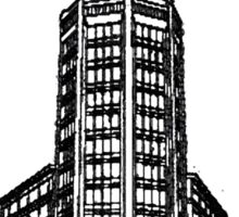 the Electric Tower Sticker