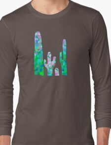 Kaleidoscope Kacti Long Sleeve T-Shirt