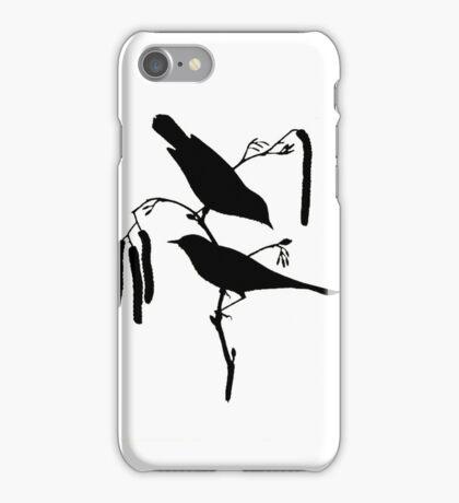 Warbler Brush iPhone Case/Skin