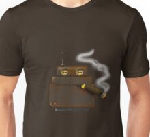 Cigarbot Unisex T-Shirt