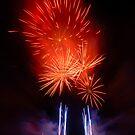 Finally some Fireworks!!  by Jeremy  Jones