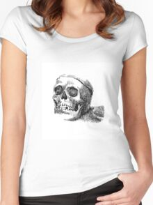 The Anatomy Student's Companion Women's Fitted Scoop T-Shirt