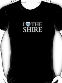 I Heart The Shire T-Shirt