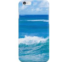 Beautiful Pacific Ocean's landscape  iPhone Case/Skin