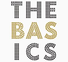 """The Basics"" - Wait For You design (black & gold) by thebasics"