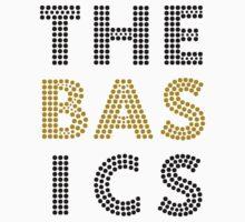 """The Basics"" - Wait For You design (black & gold) by thebasics"