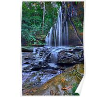 Somersby Lower Falls Poster
