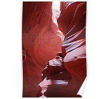 Upper Antelope Canyon #2 Poster