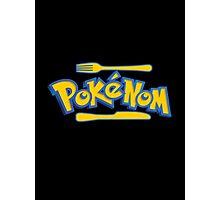 Pokenom logo Photographic Print