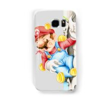 Sonic v Mario Samsung Galaxy Case/Skin