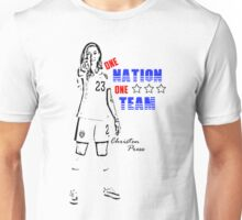 One Nation, One Team - Christen Press Edition Unisex T-Shirt