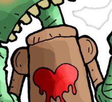 zombie toy... Sticker