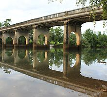 Old Jubilee Bridge. Innisfail, Qld. by rosestar