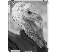 BW Turkey iPad Case/Skin