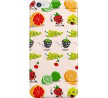 Strawberry amok! iPhone Case/Skin