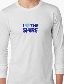 I Heart The Shire Long Sleeve T-Shirt