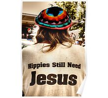What Would Hippies Do? WWHD Poster