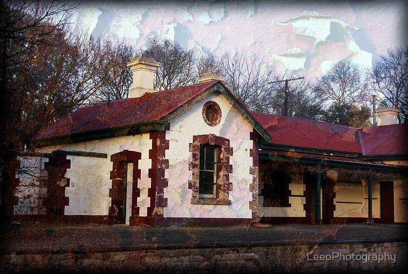 ~ Nairne Railway Station ~ by LeeoPhotography