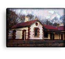~ Nairne Railway Station ~ Canvas Print