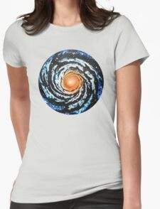 Time Machine - 2010 Womens Fitted T-Shirt