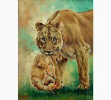 Lioness And Cub Unisex T-Shirt