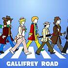 Gallifrey Road Redux... by Monstar