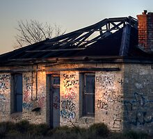 Dawn At Ashby House by GerryMac