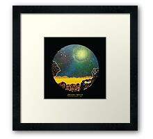 Another World • 2010 Framed Print