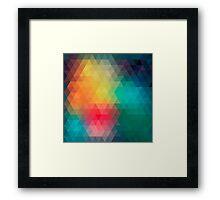 Master Palette Framed Print