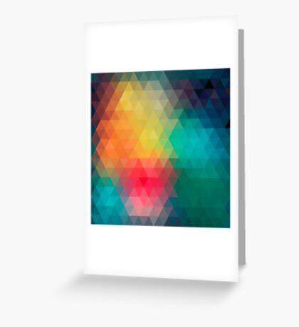 Master Palette Greeting Card
