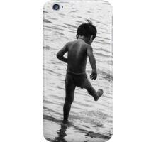 Hey Kid iPhone Case/Skin