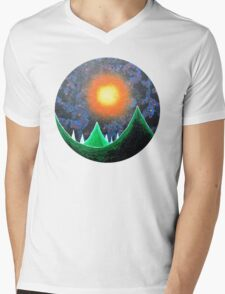 Ancient Overlord - 2010 Mens V-Neck T-Shirt