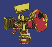 GRAPHIC FILM CAMERA by GUS3141592
