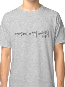 An Abundance of Katherines Formula Classic T-Shirt