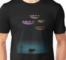 Mysteries of the Night Sky Unisex T-Shirt