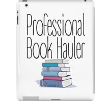 Professional Book Hauler iPad Case/Skin