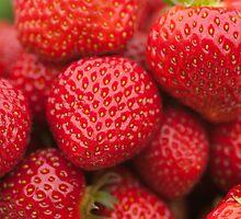 Strawberries by Jon Lees