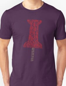Paper Towns Typography - SFW T-Shirt