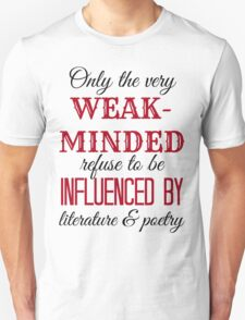 Tessa Quote Unisex T-Shirt