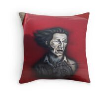 jpr williams signed  Throw Pillow