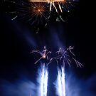 More Pyrotechnics! by Jeremy  Jones