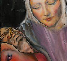 Pieta by Naomi Duben