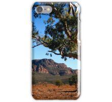 Australian Outback of the Flinders Ranges iPhone Case/Skin