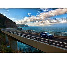 Grand Pacific Drive Photographic Print