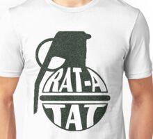 Rat A Tat Grenade Unisex T-Shirt