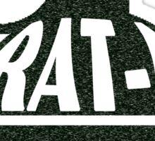 Rat A Tat Grenade Sticker