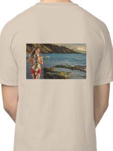 Spirit of Aloha - Serenity (Ho'omaluhia) Classic T-Shirt